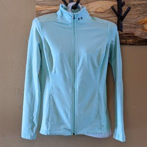 Under Armour size M fitted full zip jacket